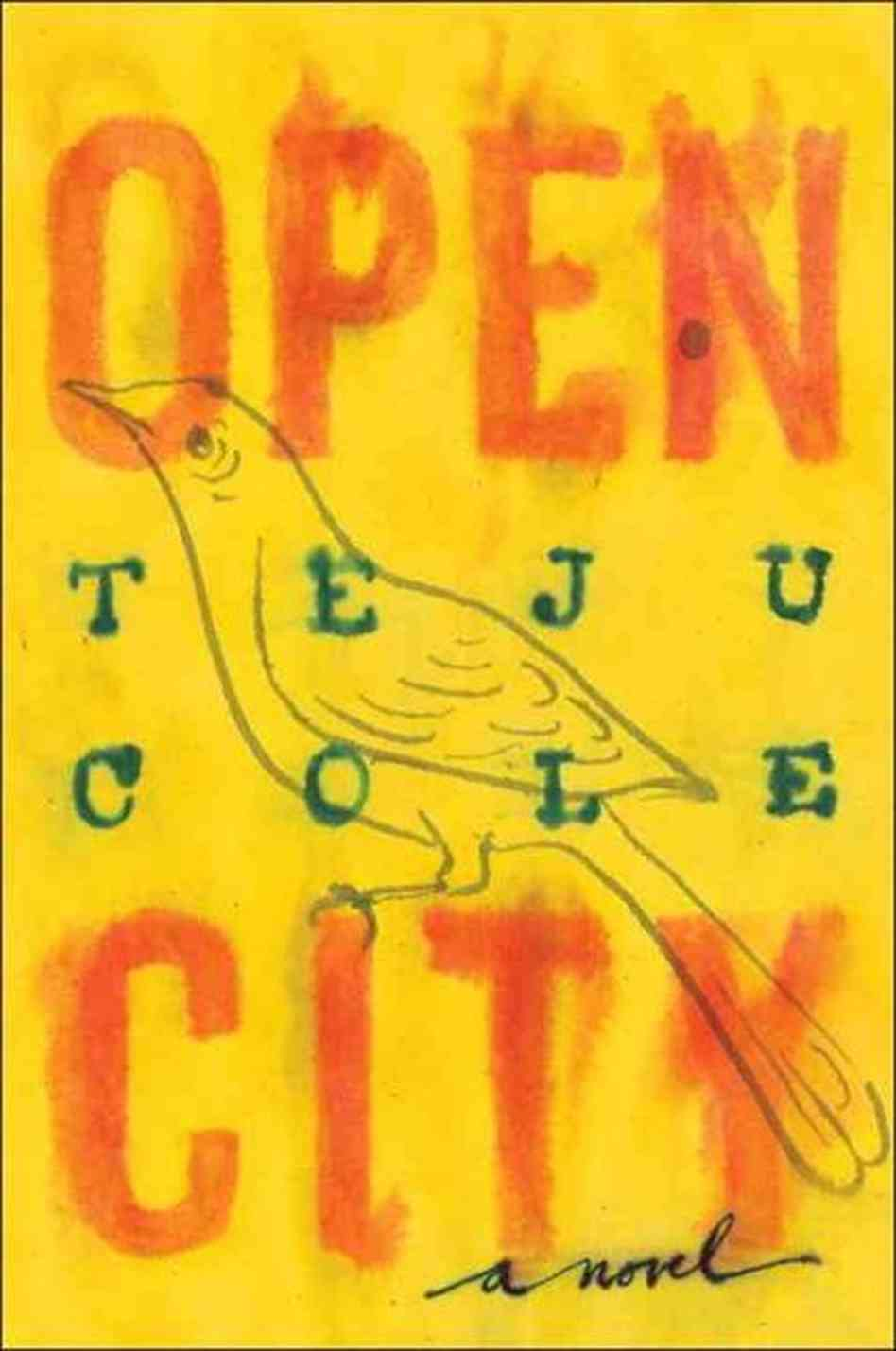 2012 - Teju Cole for  Open City
