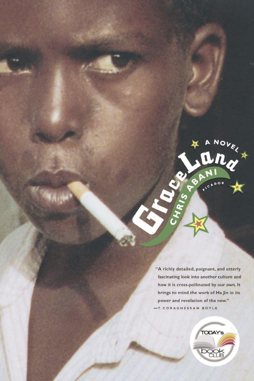 2005 – Chris Abani for  GraceLand