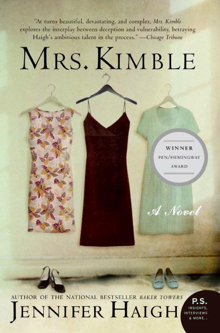 2004 – Jennifer Hai g h for  Mrs. Kimble