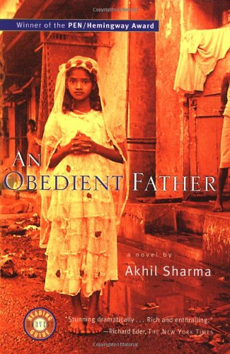 2001 – Akhil Sharma for  An Obedient Father