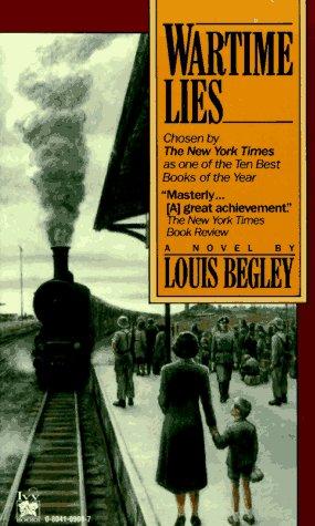 1992 – Louis Begley for  Wartime Lies