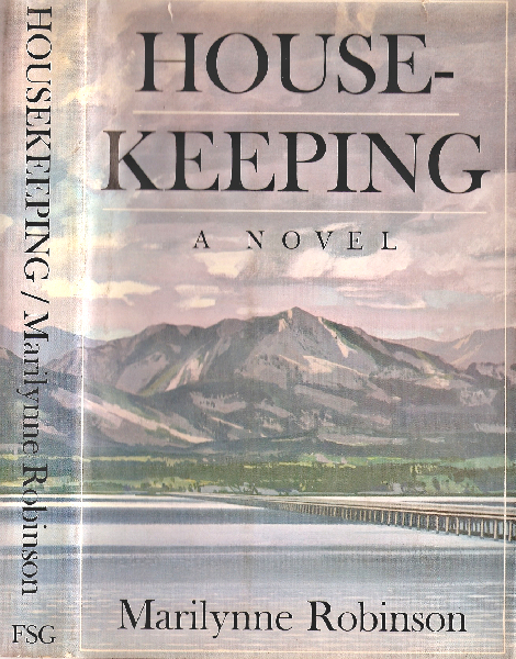 1982 – Marilynne Robinson for  Housekeeping