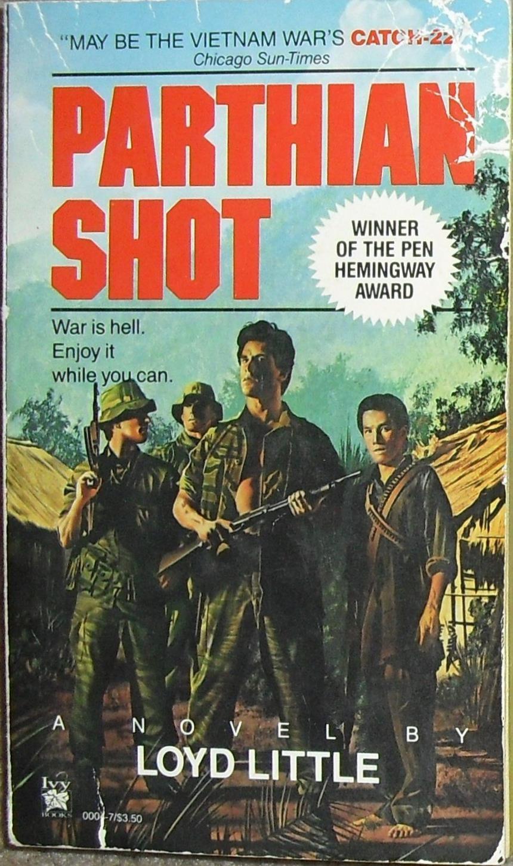 1976 – Loyd Little for  Parthian Shot