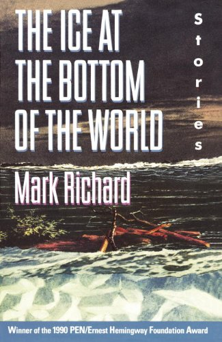 1990 – Mark Richard for  The Ice at the Bottom of the World
