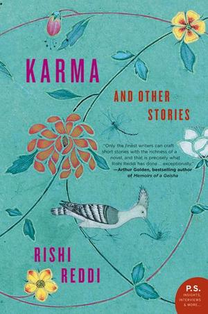 2008 Fiction:  Karma and Other Stories  by Rishi Reddi