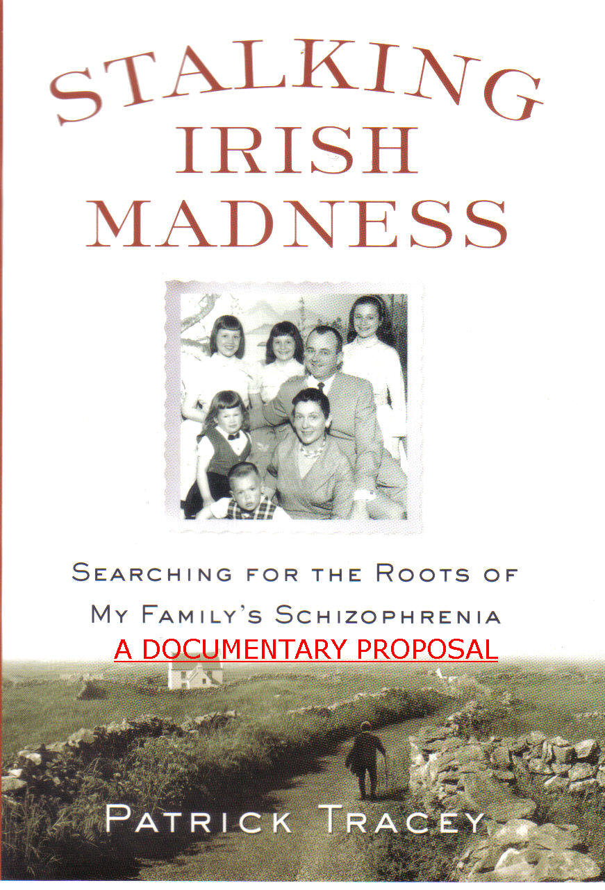 2009 Non-fiction:  Stalking Irish Madness  by Patrick Tracey