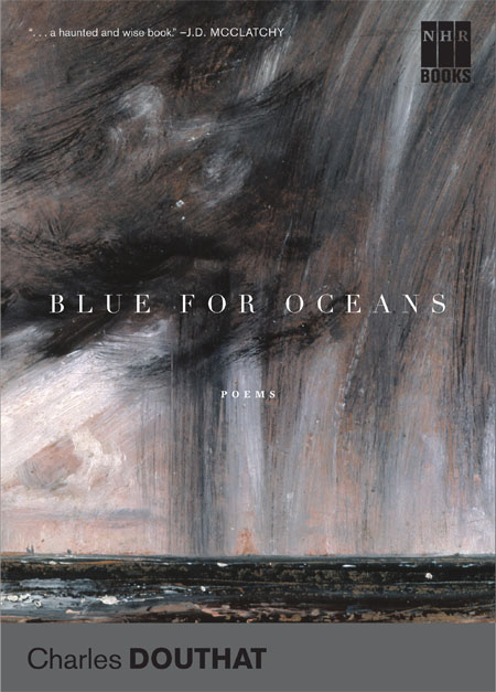 2011 Poetry:  Blue for Ocean s by Charles Douthat