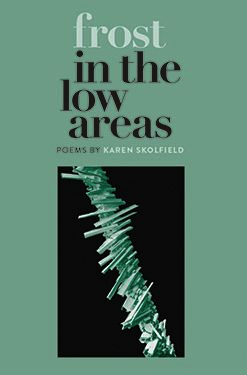 2014 Poetry:  Frost in the Low Areas  by Karen Skolfield