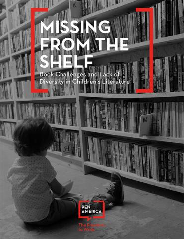 MISSING FROM THE SHELF: Book Challenges and Lack of Diversity in Children's Literature. A persistent pattern of attempts to remove certain books from public schools and libraries, combined with a lack of diversity in Children's and Young Adult (CYA) book publishing, narrows the range of stories and perspectives available to U.S. students.
