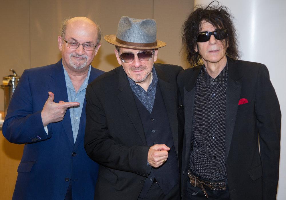 Salman, Elvis & PETER.jpg