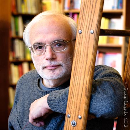 BOOK LOVER Jeff Mayersohn