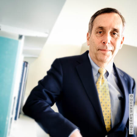 HIGHER ED ORACLE Lawrence S. Bacow