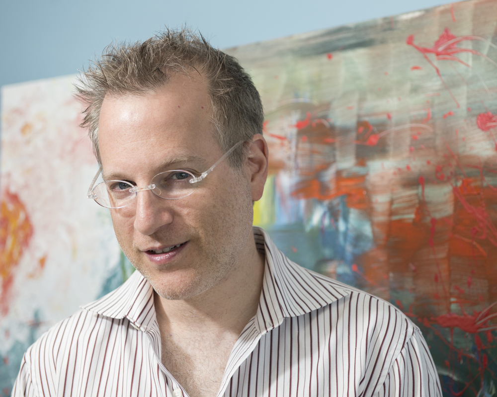 STORYTELLER Ben Mezrich