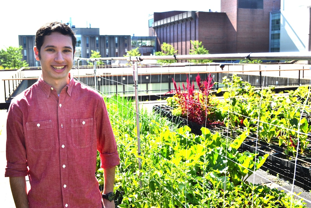 URBAN FARMER    Jay Feinstein