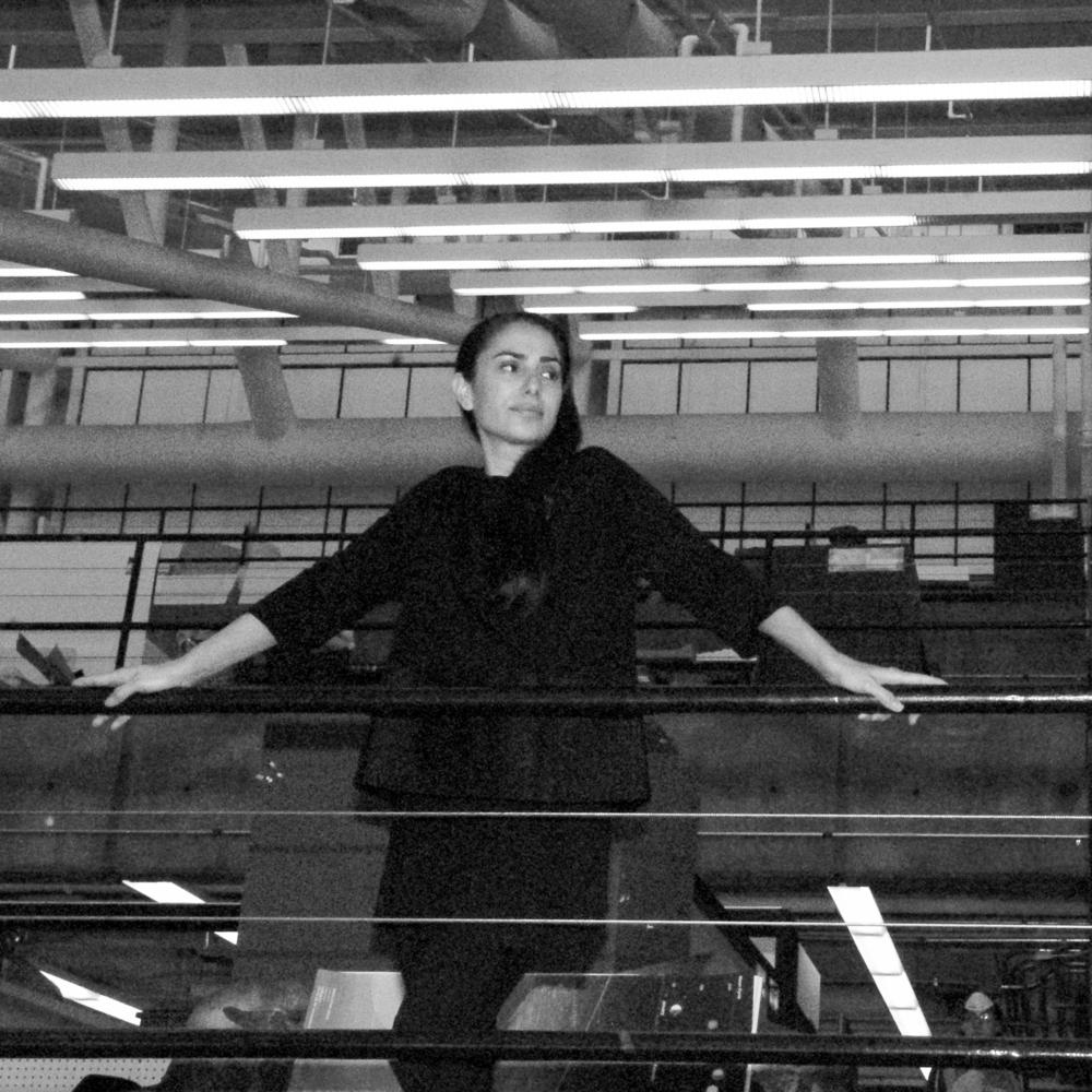 RESPONSIVE ARCHITECT GSD    Mariana Ibañez