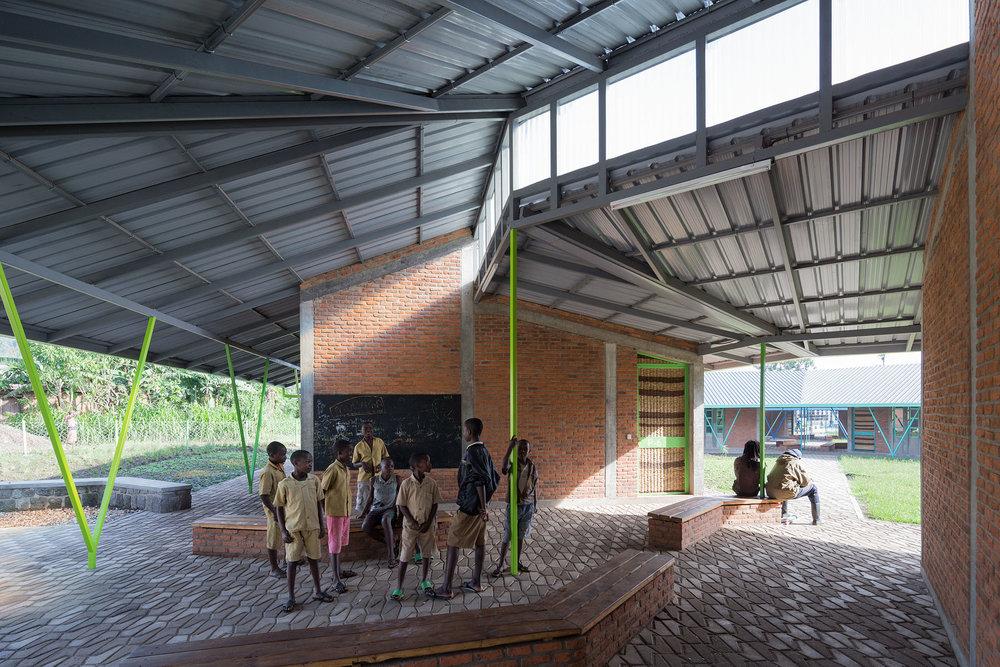 Project: Mubuga Primary School Musanze, Rwanda Photo: Iwan Baan