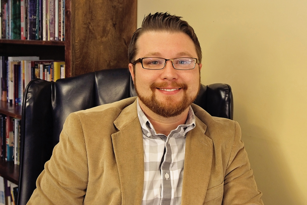Kevin Anglin-Assistant Pastor of Students and Families   kanglin@cbcamericus.org