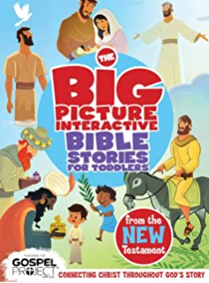 New Testament Big Picture Bible Stories