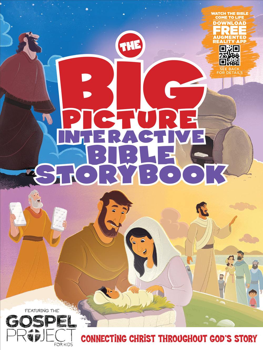 Big Picture Bible Storybook