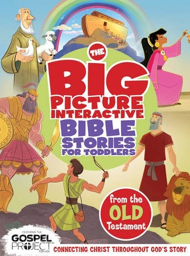 Old Testament Big Picture Bible Stories