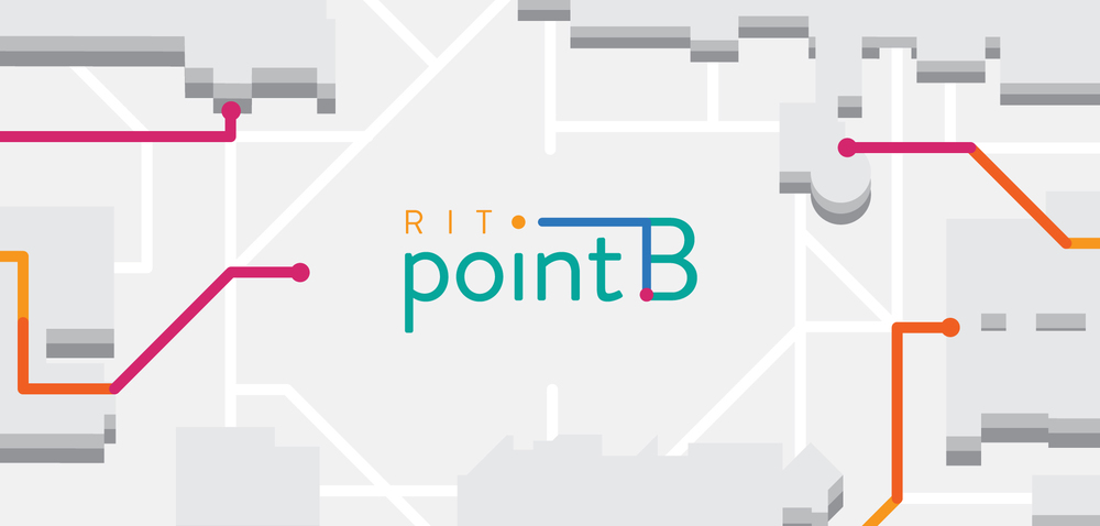 Point B Is An Interactive Map App That Allows Students Faculty And Staff As