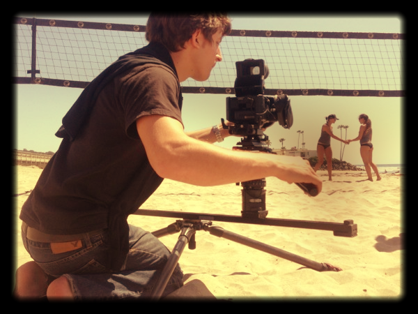 The New Sony FS700 filming at 240 FPS.