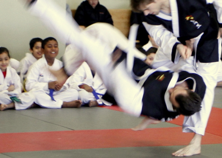 HAPKIDO at KODO MARTIAL ARTS