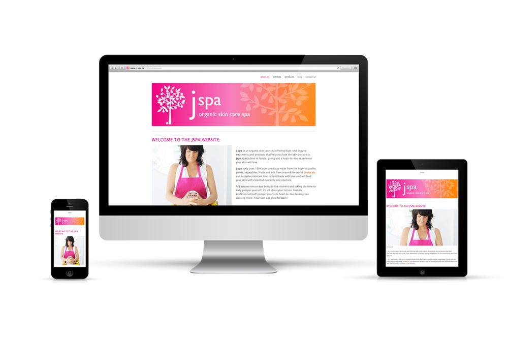 J Spa Organic Spa & Skincare