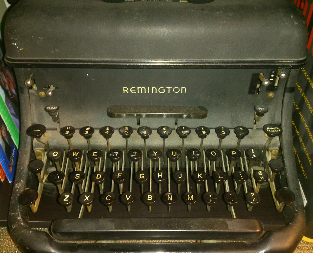 "1939 Remington ""Remy"" Rand Steele"