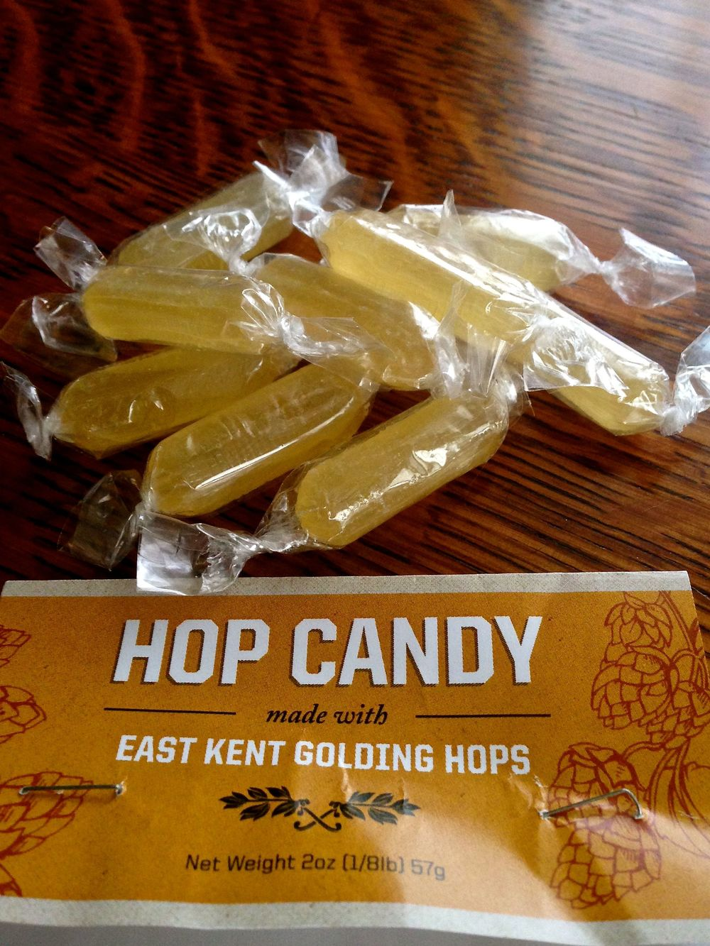 swagbrewery.com East Kent Golding hop candy