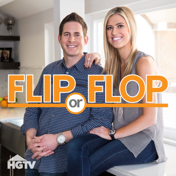 SEE US ON EPISODES OF HGTV's Flip or Flop