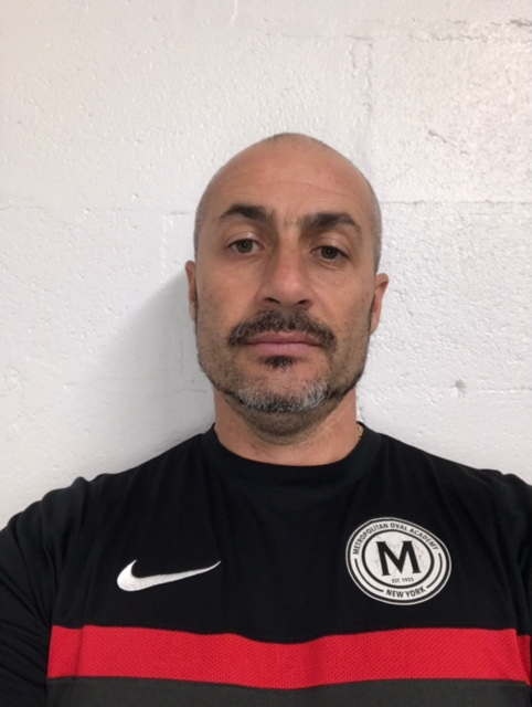 Filippo Giovagnoli, Director of Coaching UEFA A license USSF B license*