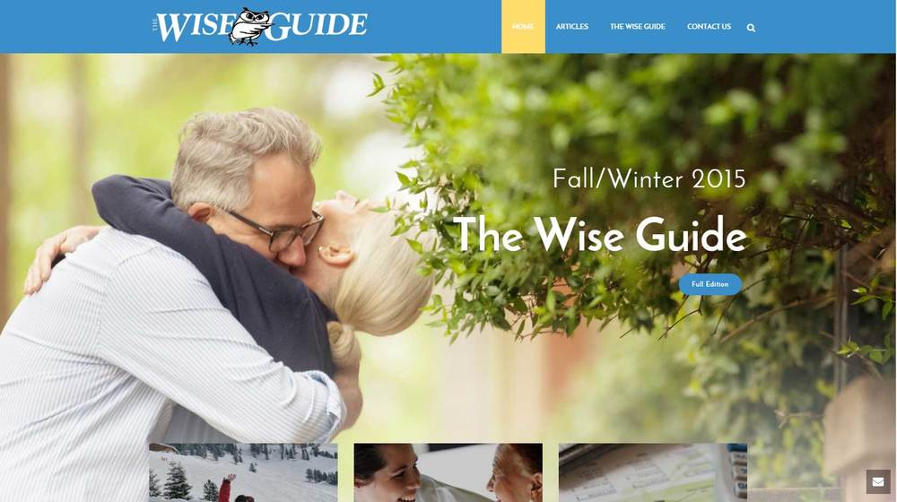 The Wise Guide - Home Page