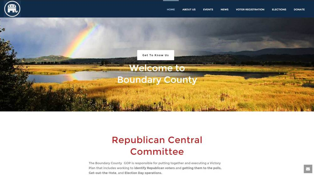 Boundary County GOP - Home Page