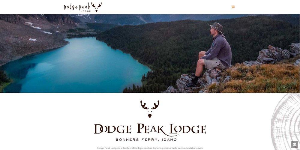 dodgepeaklodge.com