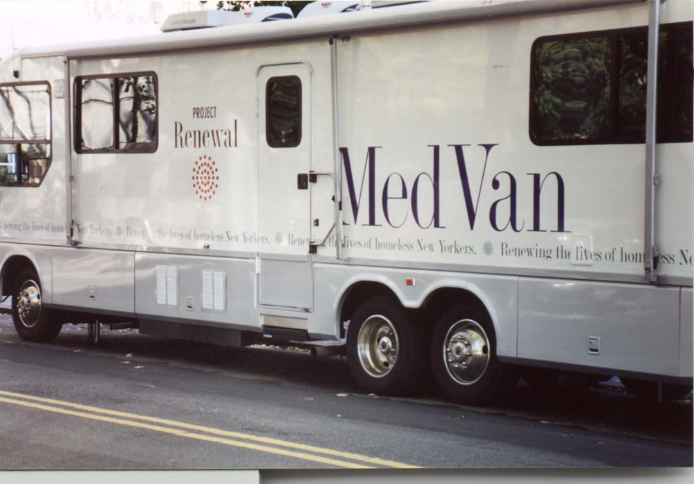 In 1986, our first MedVan launches