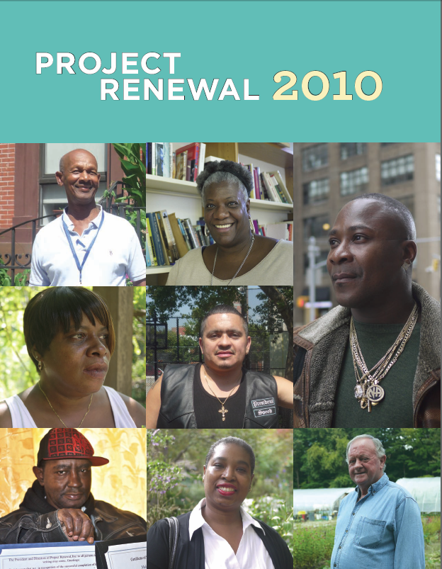 Project Renewal 2010 Annual Report