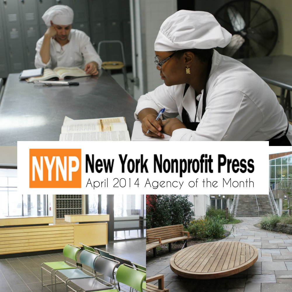 New York Nonprofit Press, March 25, 2014, Agency of the Month