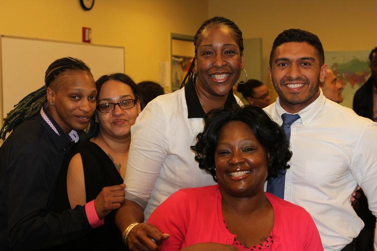 Next Step Internship Program March 2016 Graduates