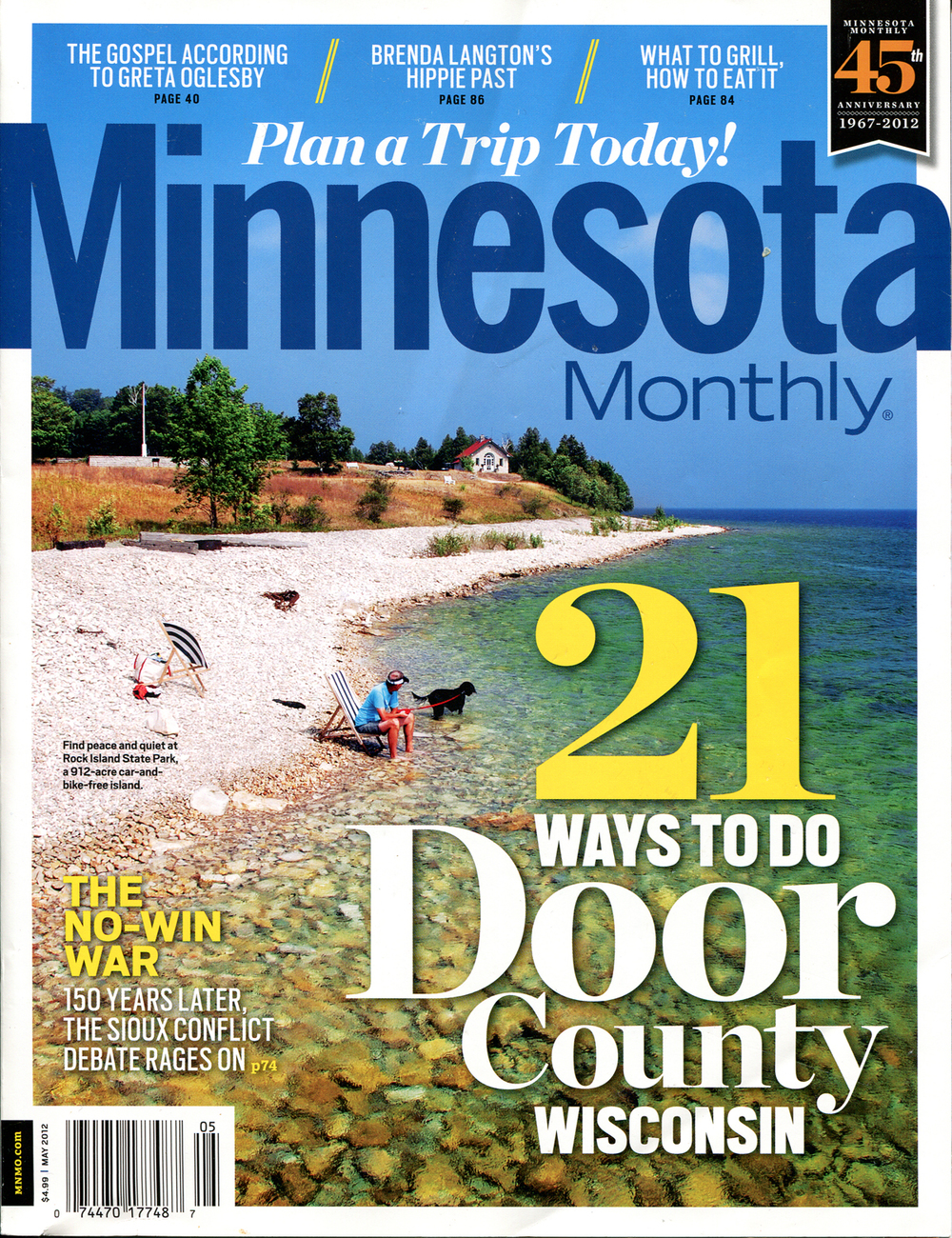 Minnesota Monthly, May 2012