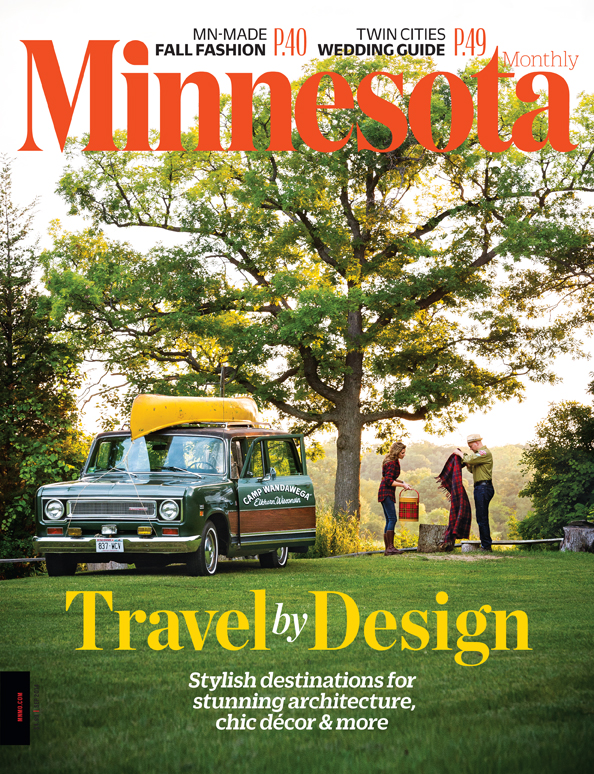 Minnesota Monthly, September 2014