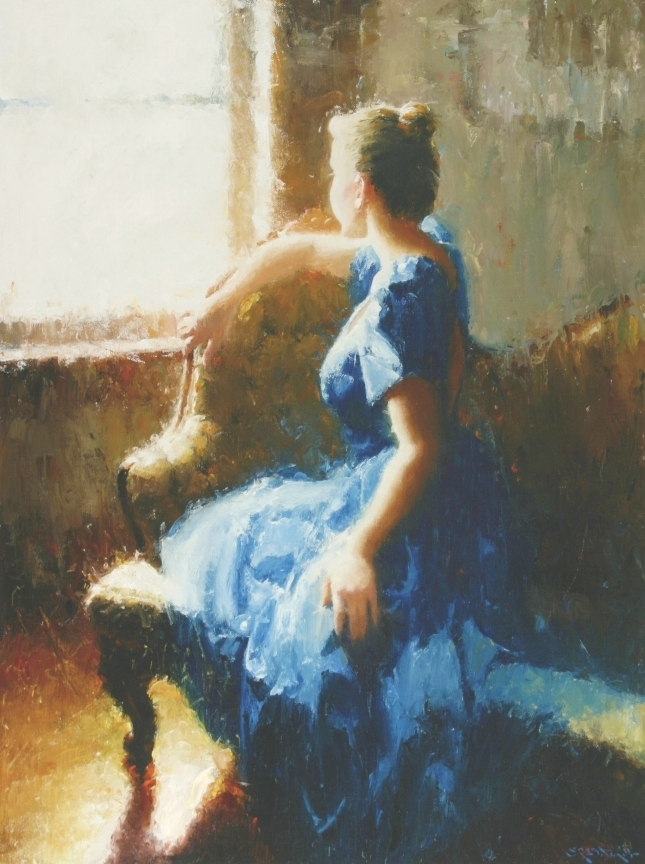 En l'Attendant (Waiting for Him)