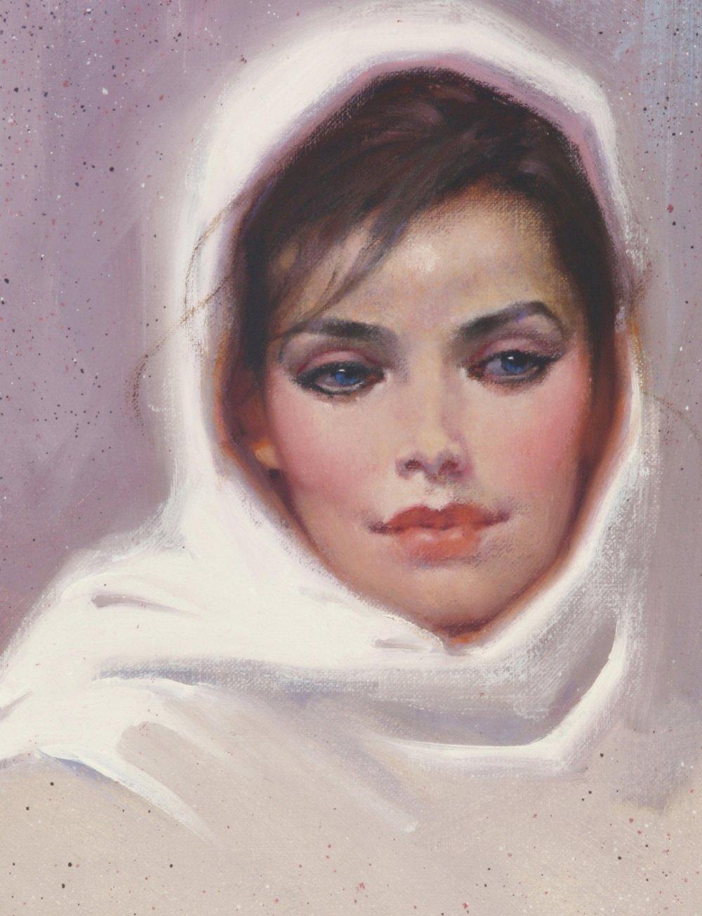 White Headdress