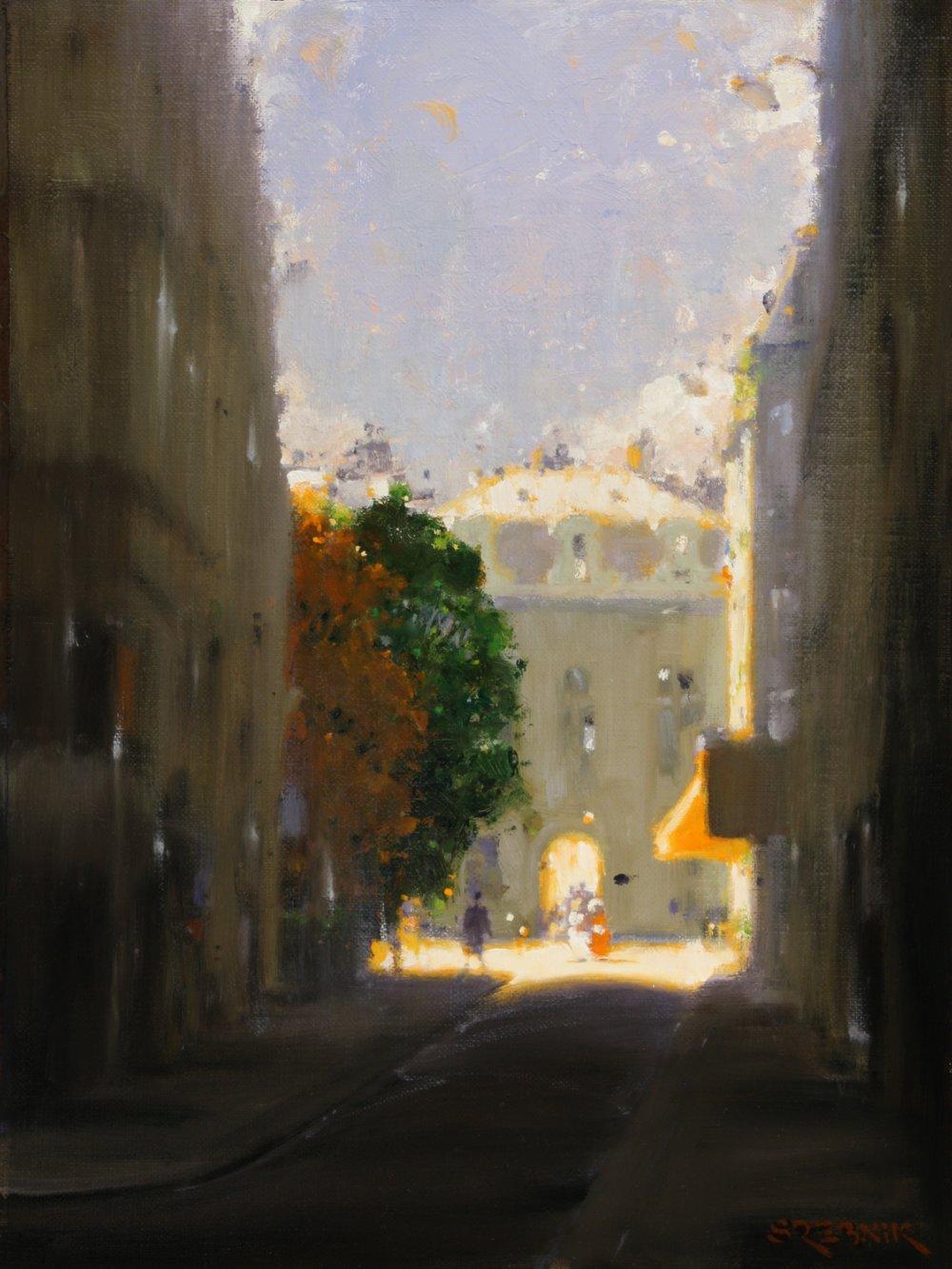 Sunday in the 17ème, Paris