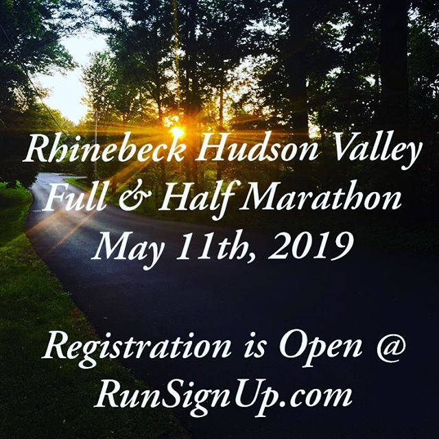 Run the roads of Rhinebeck. Register @ RunSignUp.com Rhinebeck Hudson Valley Full & Half Marathon | May 11th, 2019 . #rhinebeck #dutchesscounty #hudsonvalley #marathontraining #marathon #training #halfmarathontraining #halfmarathon #running #runsignup #newyork #run #runnersofinstagram #runningmotivation #springraces #bostonqualifier #destinationraces #runnersworld #ny #weekendgetaway
