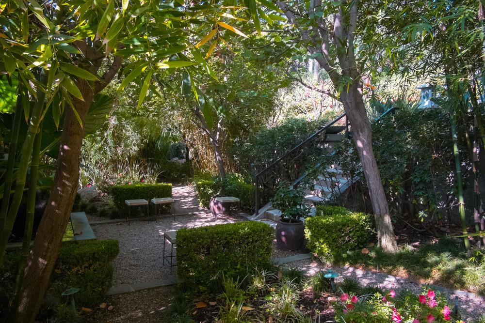 Guasti Mansion Peace Awareness Labyrinth Gardens Untold La