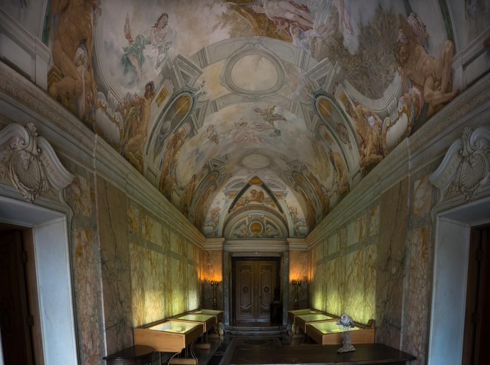 Clark Library - Main Hallway
