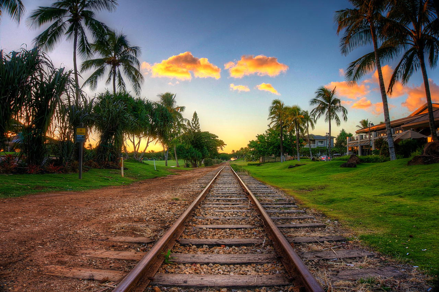 Railroad to Paradise