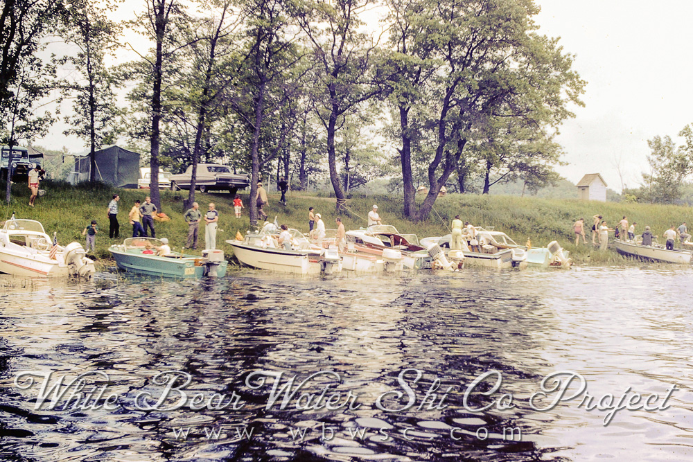 One of a handful of recently discovered images related to the 10,000 Lakes Family Boating Club of the Twin Cities.