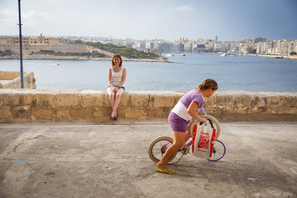 girl-bike-valletta-malta-martin-drake-photography